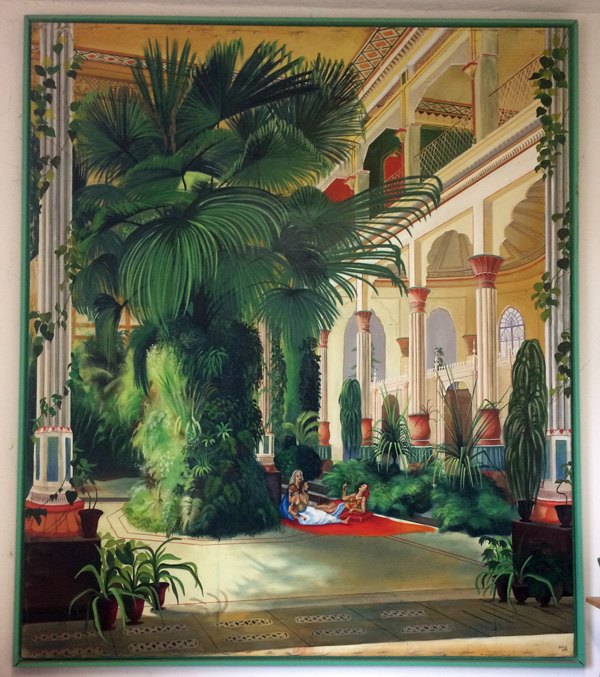 Kleiner Prospekt Palmenngarten